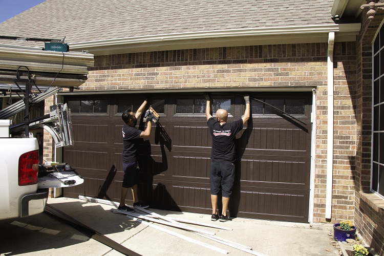 How To Replace Garage Door Spring & Cables, Step To Replace Garage Door Spring & Cables, Replace Garage Door Spring, Replace Garage Door Cables, Garage Door Spring Replace, Garage Door Cables Replace